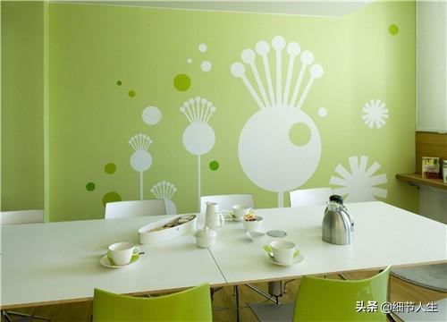 墙面装修想按照自己喜欢的风格装修,有好的材料推荐吗?