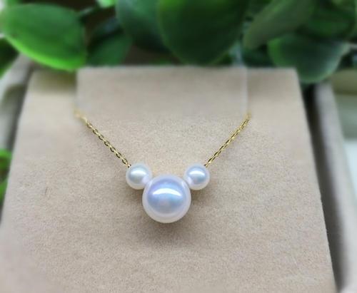 哪些款式的珍珠项链适合20岁左右的女孩子佩戴?插图18