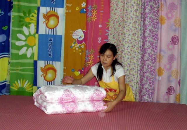 棉被图片,有什么舒适好用的被子值得推荐?