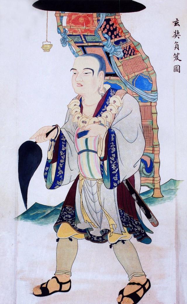中国古代的四大高僧都有谁?