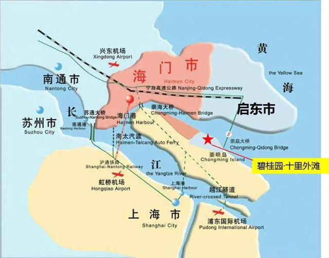 美女美** :江苏崇明岛的房子会升值吗?