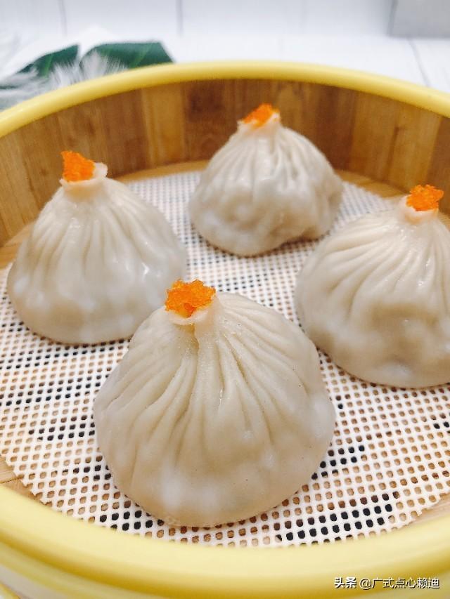 广东饮早茶吃的是什么东西?