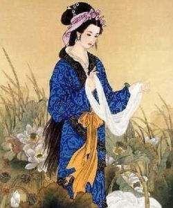 杨贵妃哪里人,古代四大美女都是哪里人?