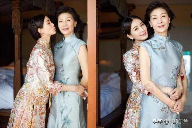 刘诗诗结婚旗袍 旗袍是 旗袍对于刘诗诗来说是怎么样的存在?