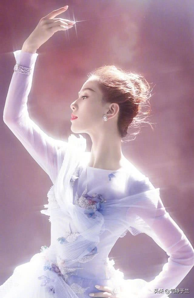旗袍对于刘诗诗来说是怎么样的存在?