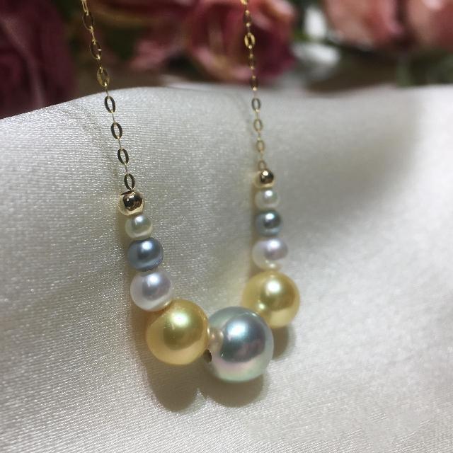 哪些款式的珍珠项链适合20岁左右的女孩子佩戴?插图13