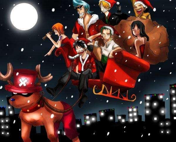 圣诞节礼物交换大会,为什么感觉日本动漫里的圣诞节那么重要?