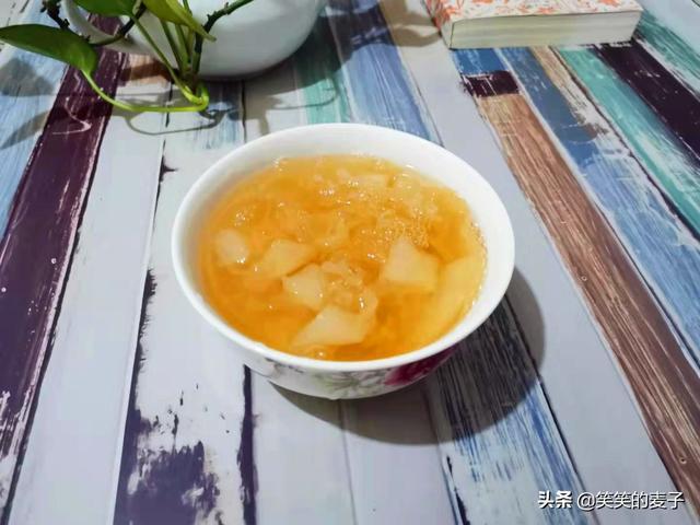 梨子与什么搭配煮水最佳?