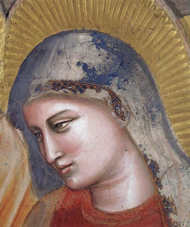 作为艺术爱好者,你认为意大利画家乔托的画风