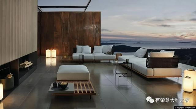 国际知名的家具品牌有哪些?