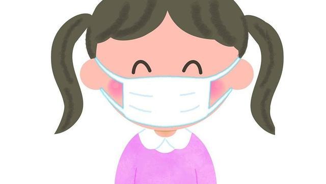 儿童口罩搞笑漫画:上课戴口罩不礼貌吗、戴口罩上课礼貌吗、小孩带什么口罩