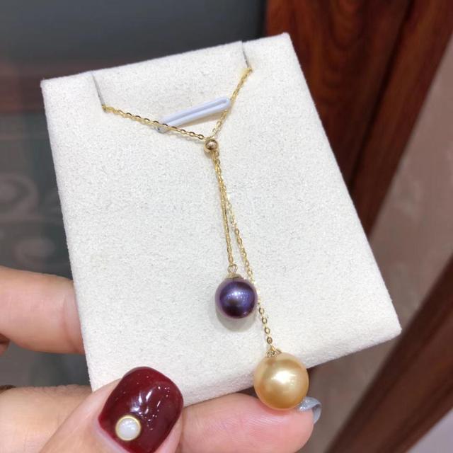 哪些款式的珍珠项链适合20岁左右的女孩子佩戴?插图6
