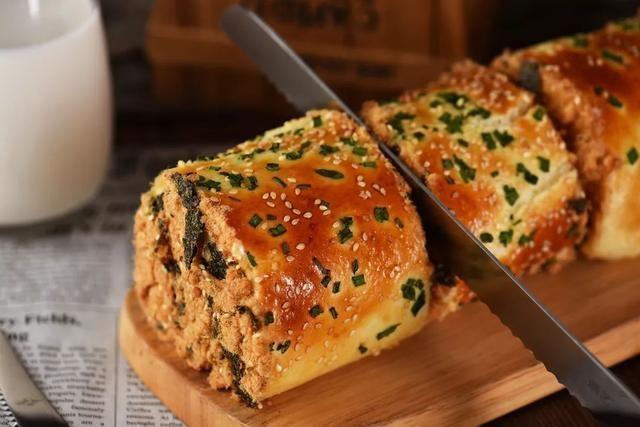 肉松面包好吃还是夹心的好吃?(85度c最好吃的面包)