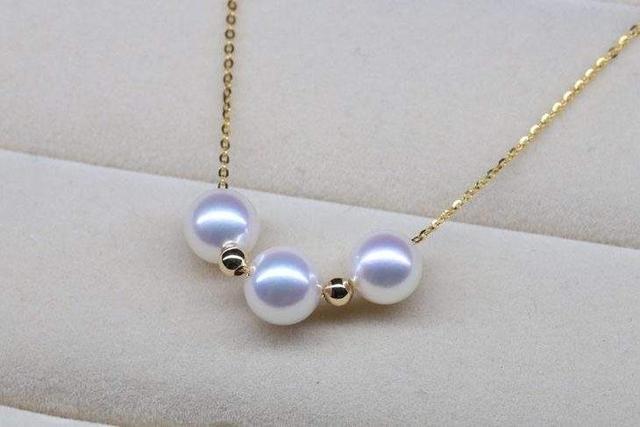 哪些款式的珍珠项链适合20岁左右的女孩子佩戴?插图16