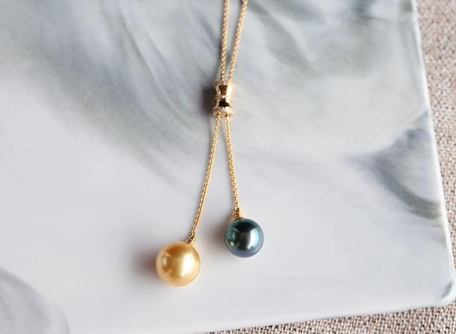 哪些款式的珍珠项链适合20岁左右的女孩子佩戴?插图4