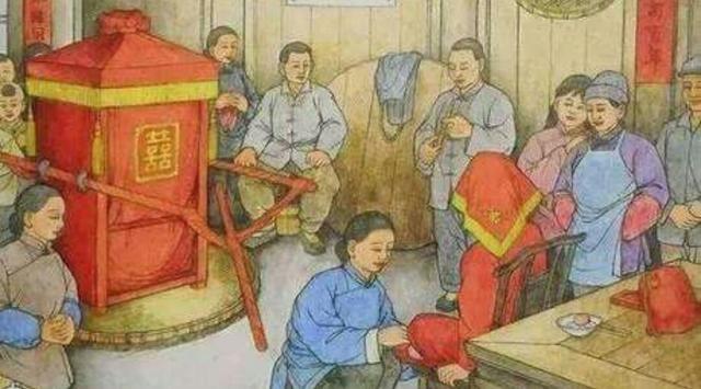 女儿出嫁娘家配送方凳是什么寓意?还有哪些习俗?