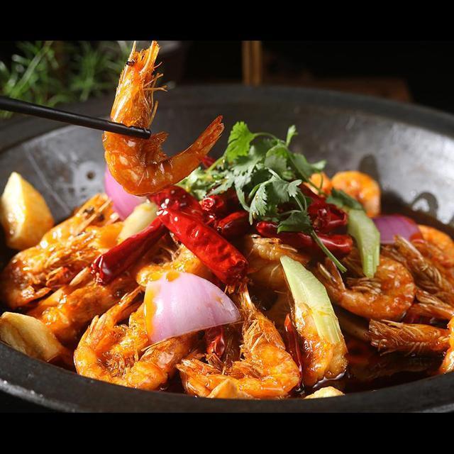 香辣虾是你的拿手菜吗?能分享一下你的做法吗?