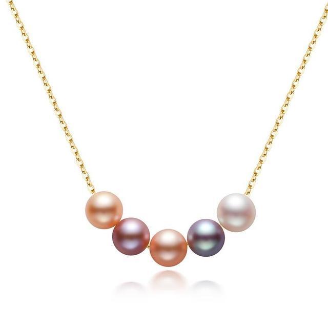哪些款式的珍珠项链适合20岁左右的女孩子佩戴?插图8