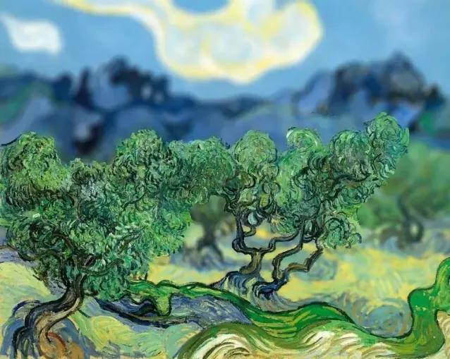油画棒画图片大全,专业用油画棒哪个牌子好?