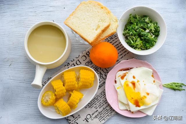 有没有想起小时候奶奶做的早餐?有什么回忆?
