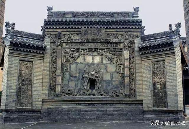 为什么大部分古代人或现代人都很看重影壁文化?