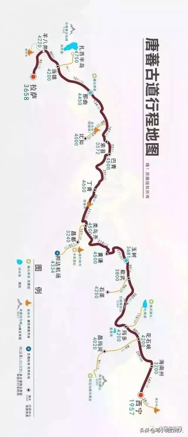 即将开始环中国游,希望有经验的人提供几条备选路线?插图7