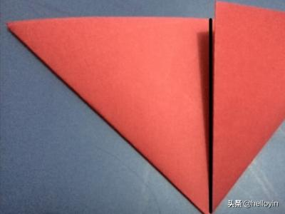 蝴蝶结的折法,如何用卡纸折一个简单的蝴蝶结?