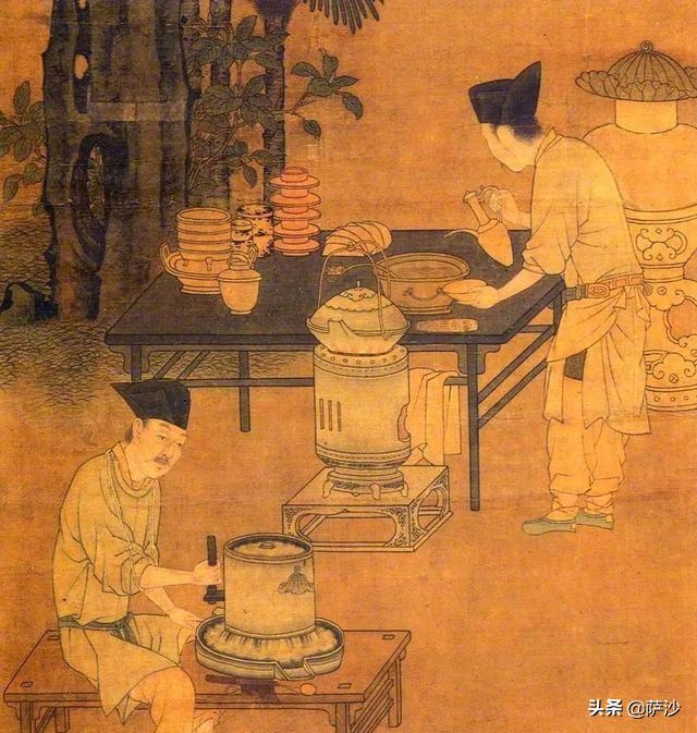 古代很长一段时间,所有人吃的都是动物油。古书中一般把未经煎炼的称为脂,经过煎炼的称为膏(图4)
