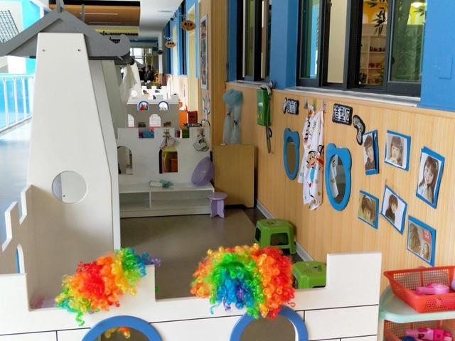 幼儿园区角布置图片,幼儿园的区角该如何划分?