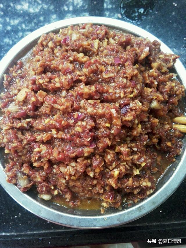 猪肉元葱胡萝卜馅饺子的做法?