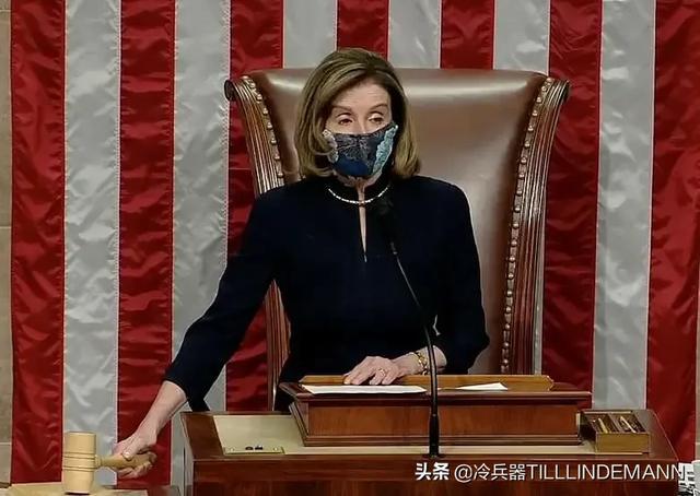 共和党议员要对佩洛西罚款,把她架在火上烤,