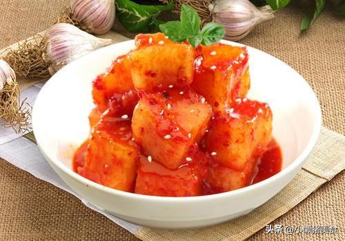 冬天到了,萝卜怎么做才好吃?(冬吃萝卜是指什么萝卜)