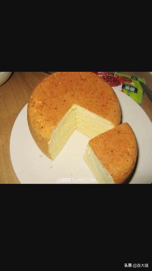 自制蛋糕 电饭煲(家庭自制蛋糕电饭煲)