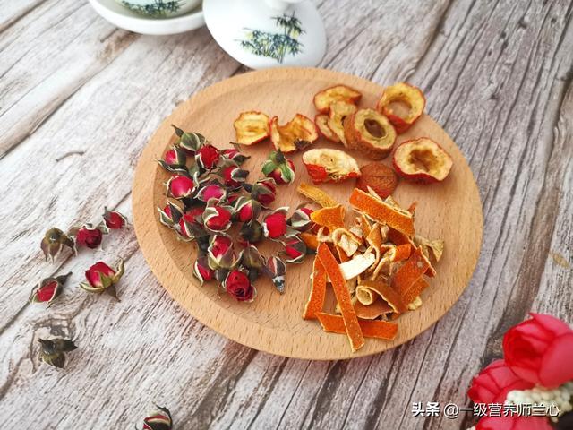 山楂片和玫瑰花茶一起泡茶喝有什么好处呢?插图8