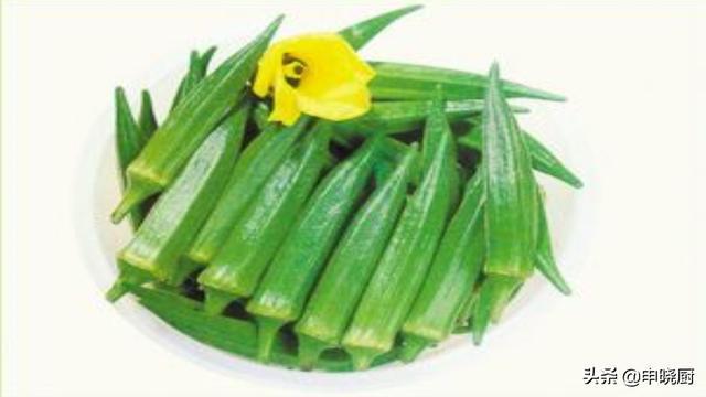 秋葵有多少种做法?怎么做简单营养还好吃?(红秋葵好还是绿秋葵好)