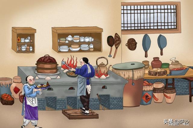 古代很长一段时间,所有人吃的都是动物油。古书中一般把未经煎炼的称为脂,经过煎炼的称为膏(图6)