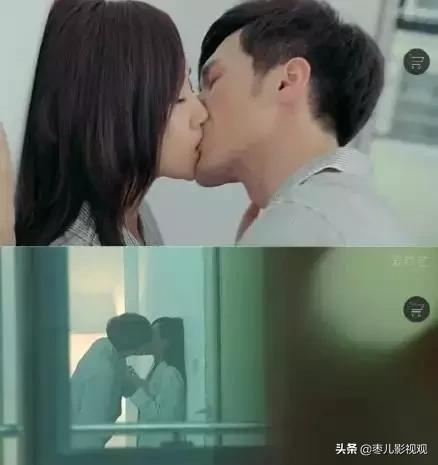 绑架美女堵嘴,哪部电视剧男女主吻戏最多?