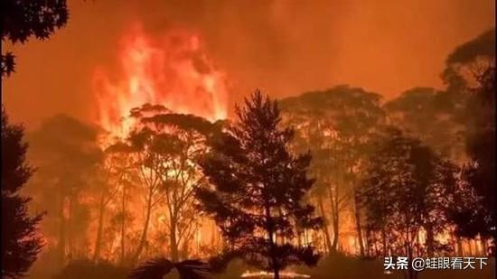 火龙卷风和冰龙卷风 巴西惊现火龙卷,它和龙卷