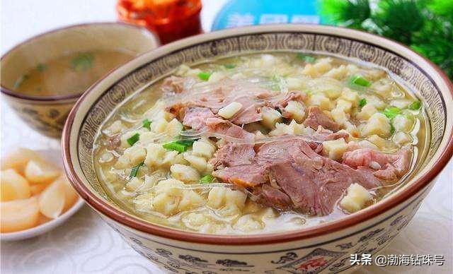 去西安旅游,必吃的早点是什么?