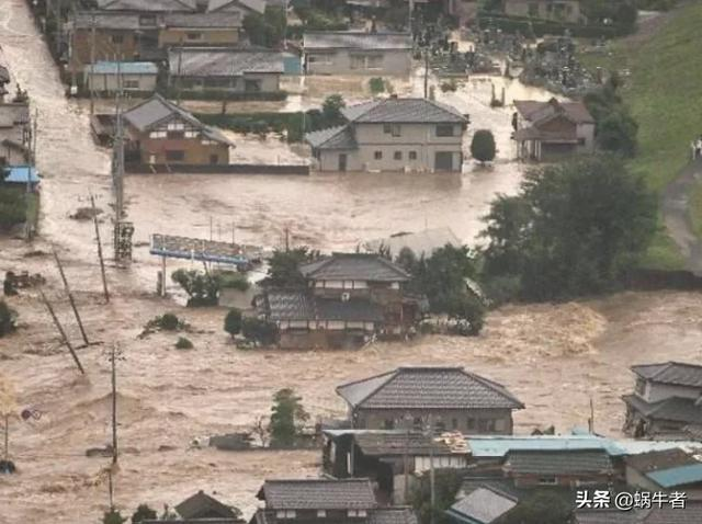 日本遭受近几十年罕见的超强台风,暗示着什么