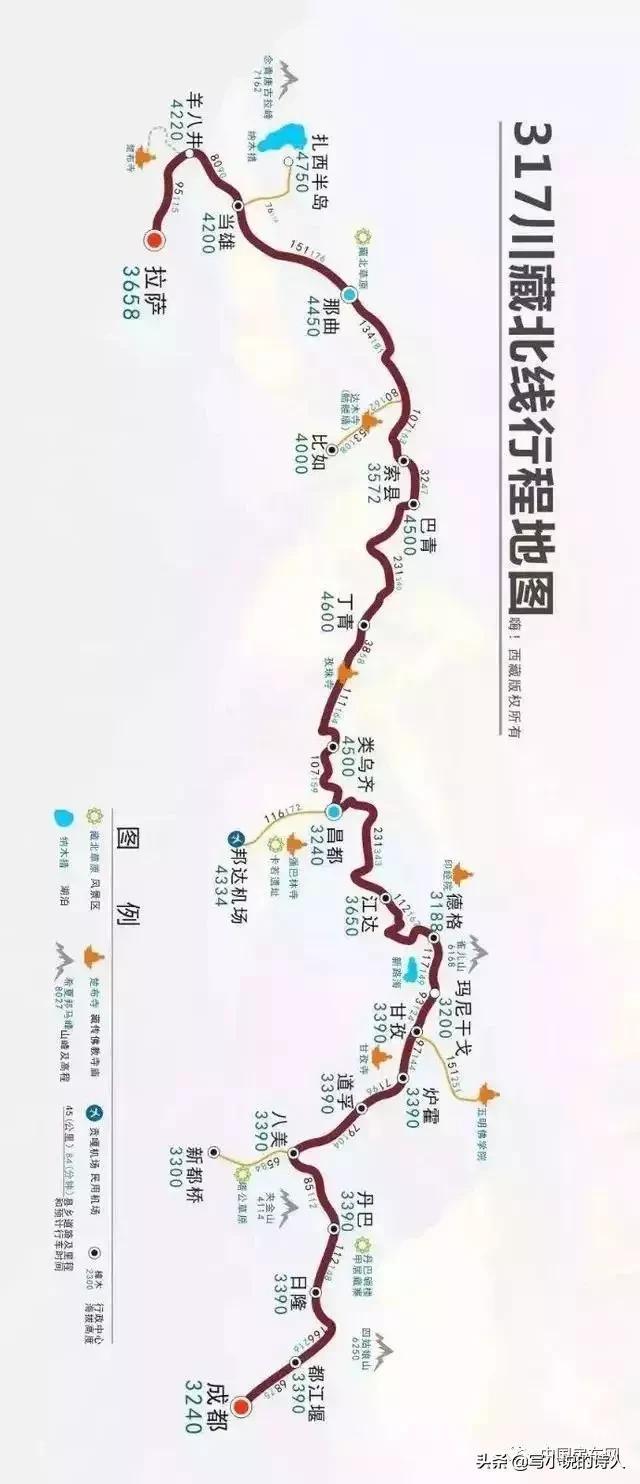 即将开始环中国游,希望有经验的人提供几条备选路线?插图2