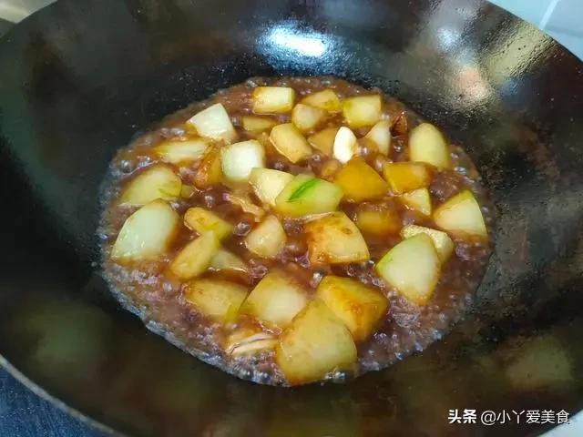 红烧冬瓜的做法,红烧冬瓜怎么做好吃?(红烧素冬瓜怎么烧好吃)