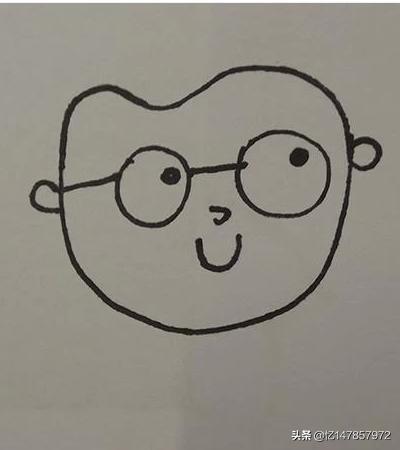 做好事简笔画,上小学我要做什么简笔画?