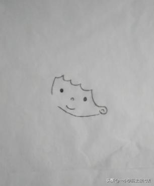 睡美人简笔画,简笔画姐姐和妹妹的画法?