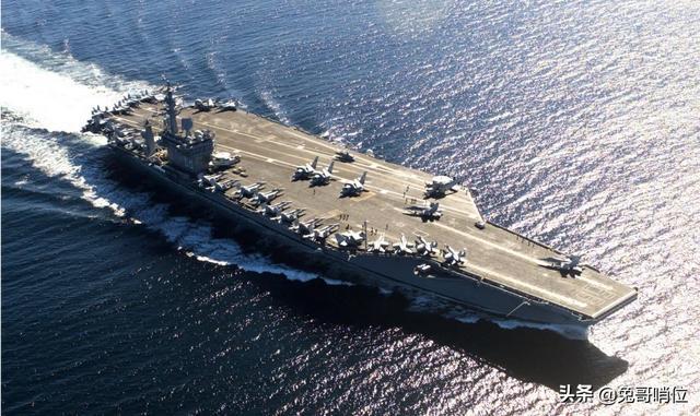 美军四艘航母全部有士兵新冠确诊病例,说明了