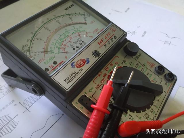 万用表测电阻原理(测电阻的仪器有哪些)