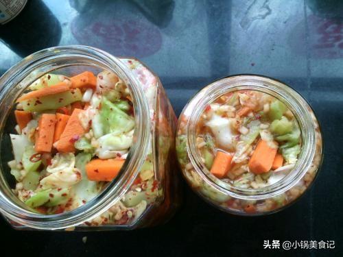 洋白菜适合做四川泡菜吗?怎么做?