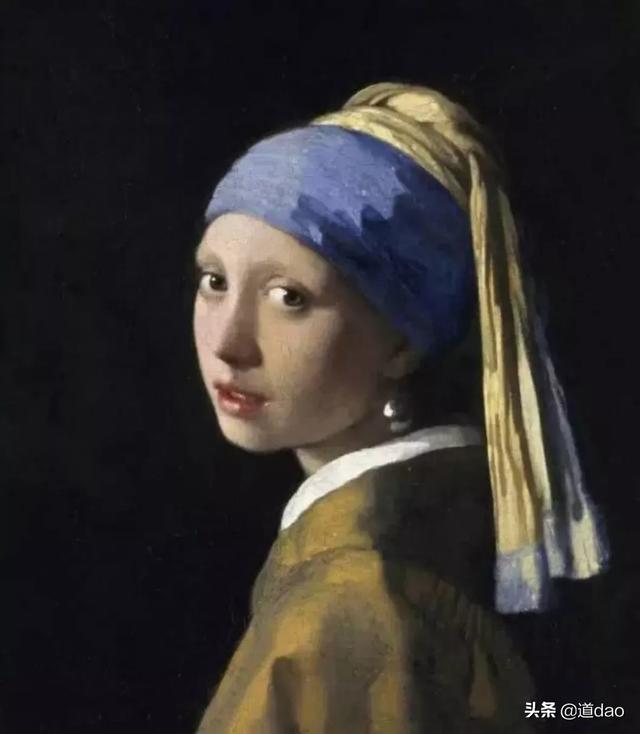 如何评价画家维米尔描绘的写实女人油画?他在西方画坛地位如何?插图