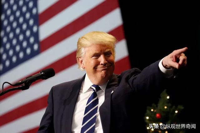 特朗普拒拜见登领袖就任仪式,大肆作秀仍旧傲然气节?