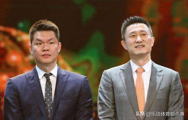 退役后都留在广东男篮,朱芳雨和杜锋谁的薪水
